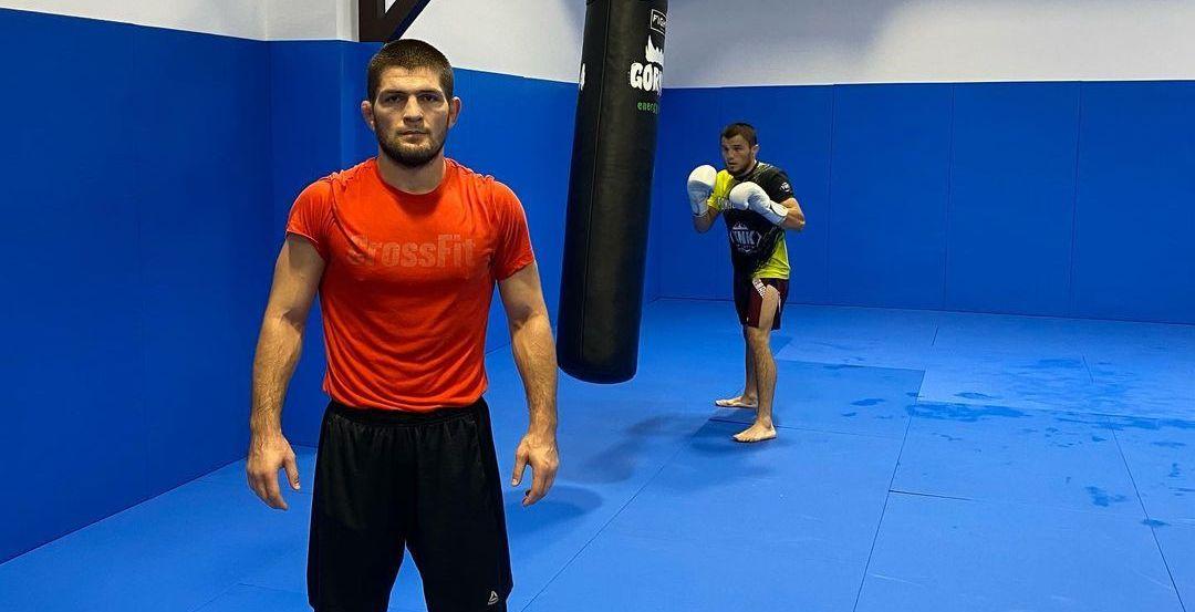 «У него есть что-то интересное для меня»: Хабиб встретится с президентом UFC - фото