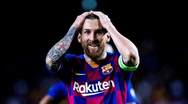Лионель Месси: В 2013-2014 годах задумывался об уходе из «Барселоны» - фото