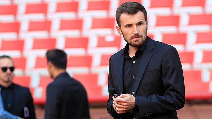 «Спартак» объяснил, зачем сотрудник клуба заходил в судейскую на «РЖД Арене» - фото