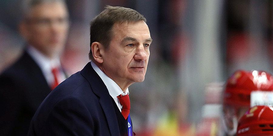 Брагин стал тренером главной сборной России. ФХР совершила ошибку? - фото