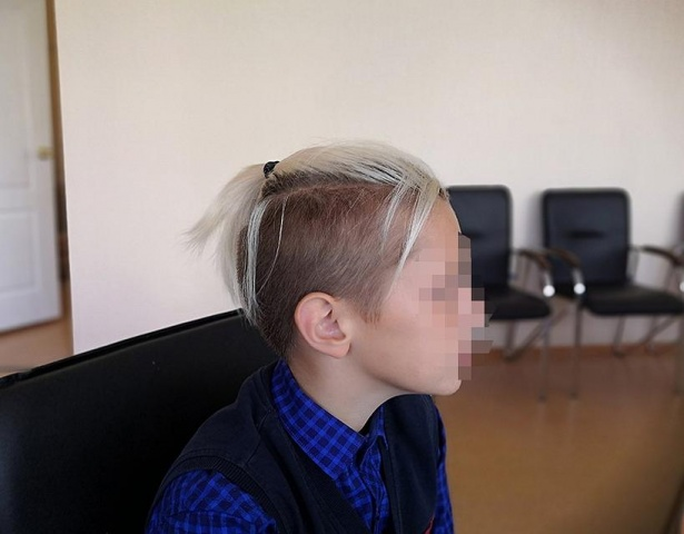 Прическа Златана отправила русскую школу в нокаут - фото