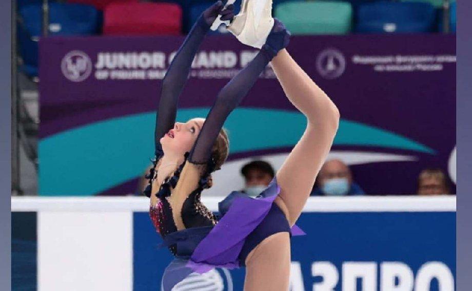Ученица Плющенко не исключает, что прыгнет пятерной - фото