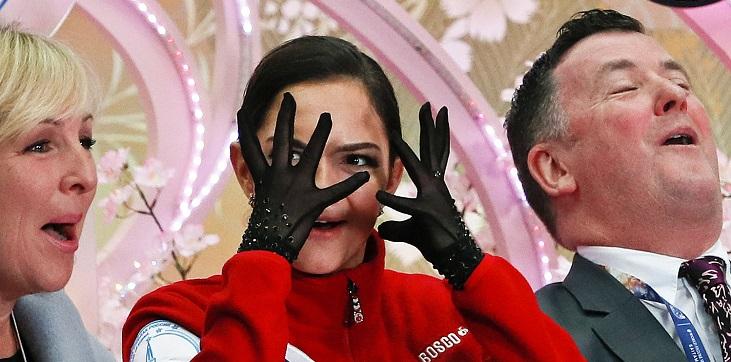 Орсер прав. Самое время извиниться перед Евгенией Медведевой - фото