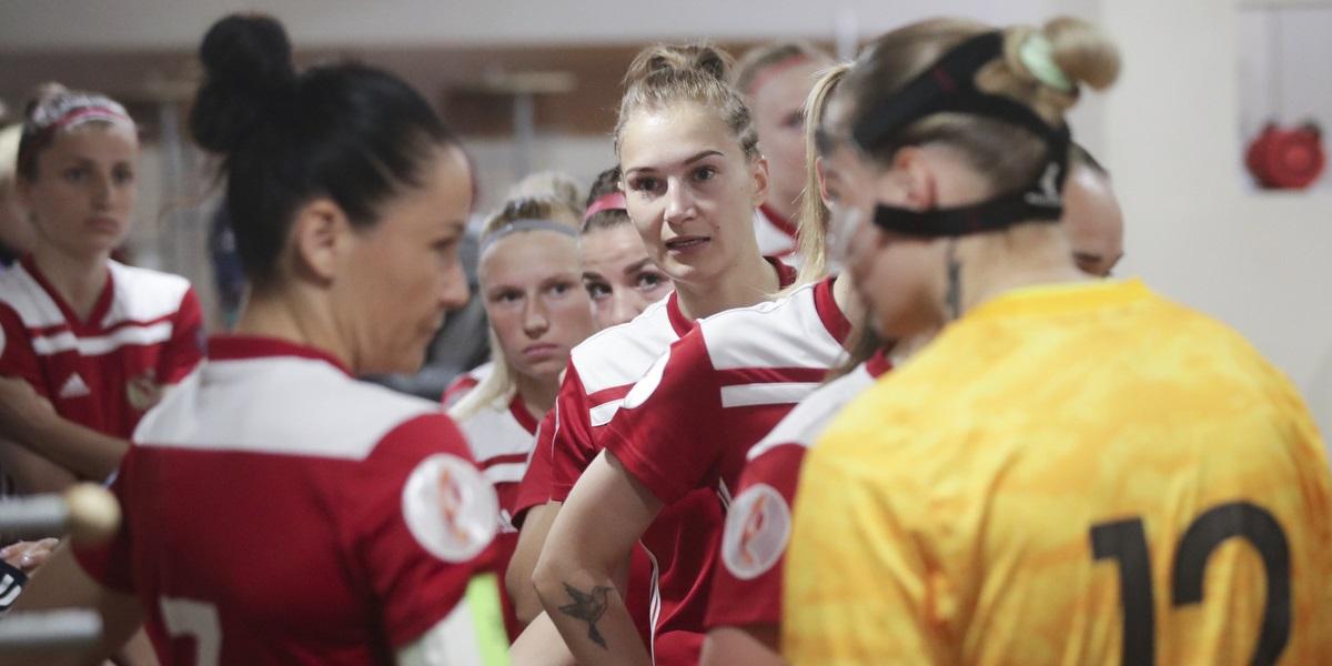 Женская сборная России вышла на чемпионат Европы-2022 - фото