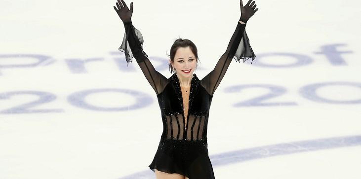 Татьяна Мишина: Туктамышева вернулась на лед, нет ни температуры, ни слабости - фото