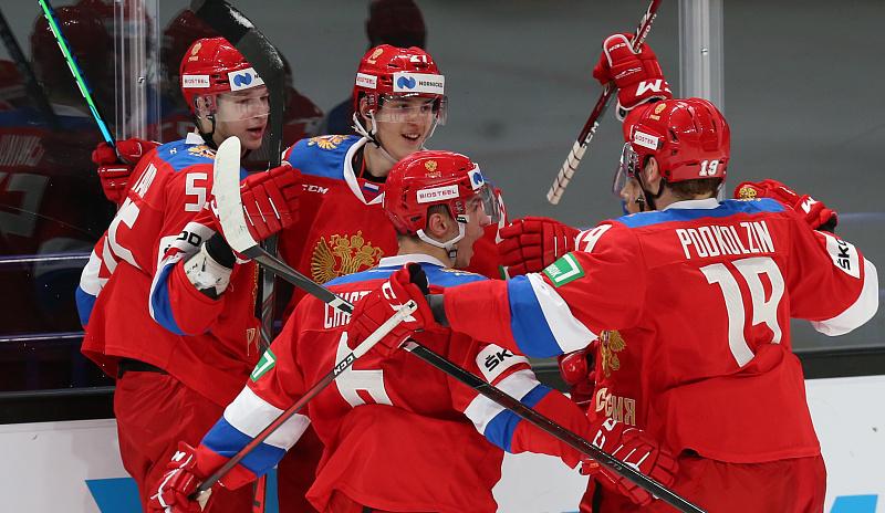 Молодежная сборная России в шаге от победы на Кубке Карьяла. Что происходит? - фото
