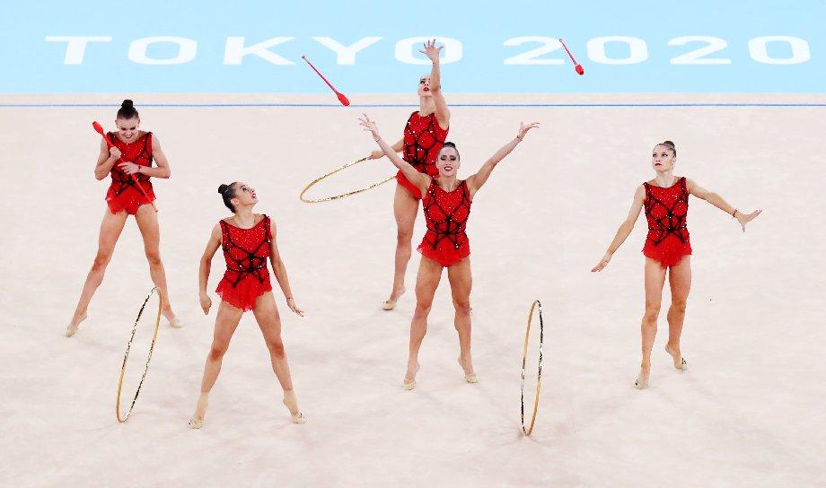 Болгарские гимнастки, победившие россиянок на Олимпиаде, поедут на чемпионат мира - фото