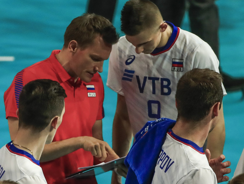 Волейболисты сборной России одержали вторую победу в Токио - фото