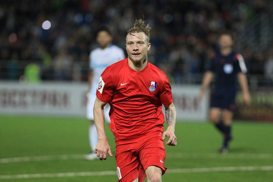 Воспитанник петербургского футбола продолжит свою карьеру на Кипре - фото