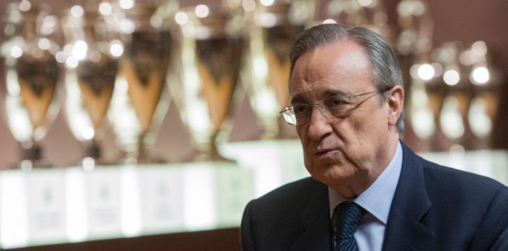 Флорентино Перес предложил создать Суперлигу из клубов топ-5 лиг Европы - фото