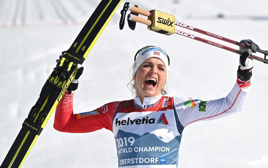 Норвежской лыжнице не хватило 8 секунд для отбора на летнюю Олимпиаду - фото