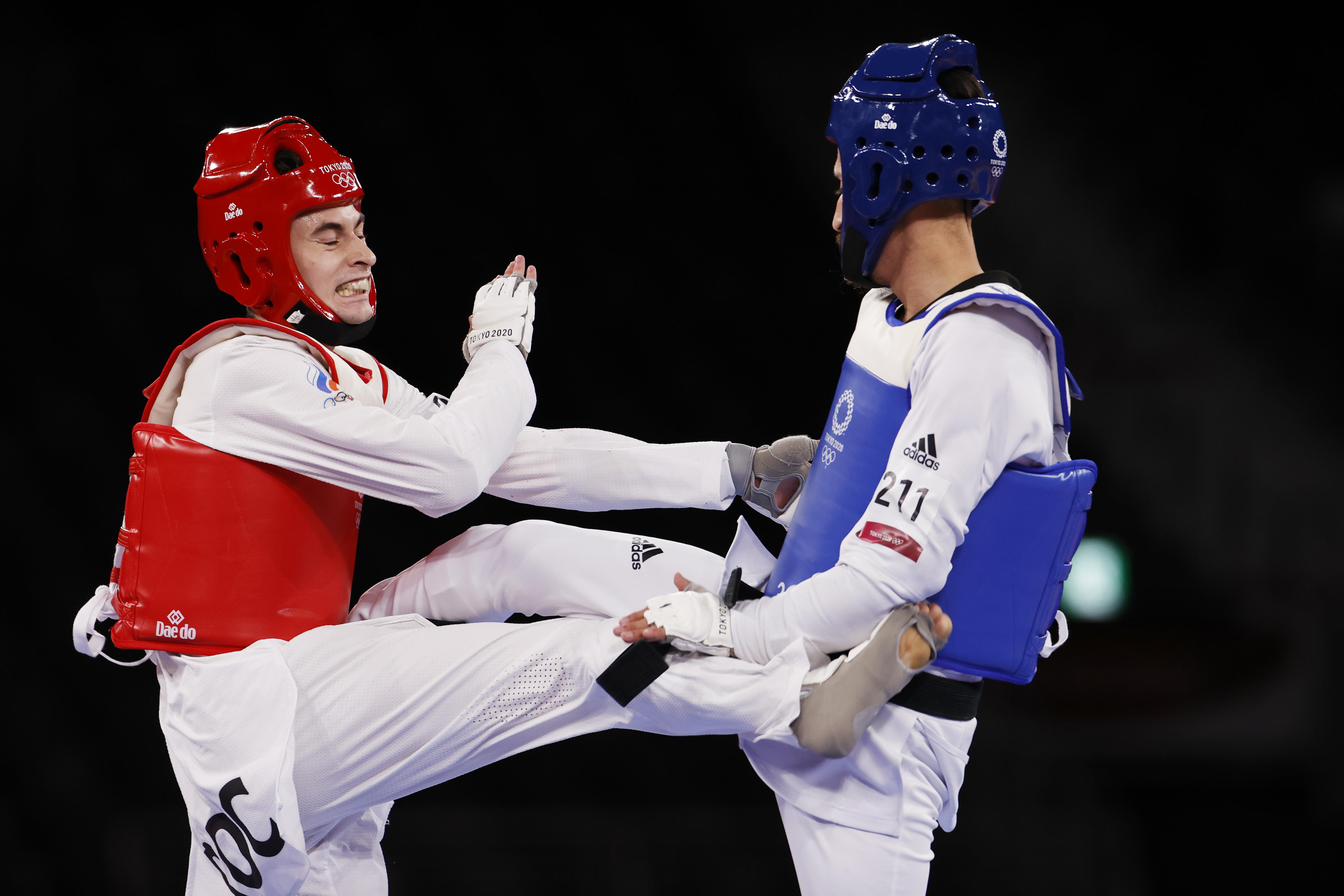 Артамонов — о бронзе на Олимпиаде: Я рад, потому что возможности побороться за медаль могло и не представиться - фото
