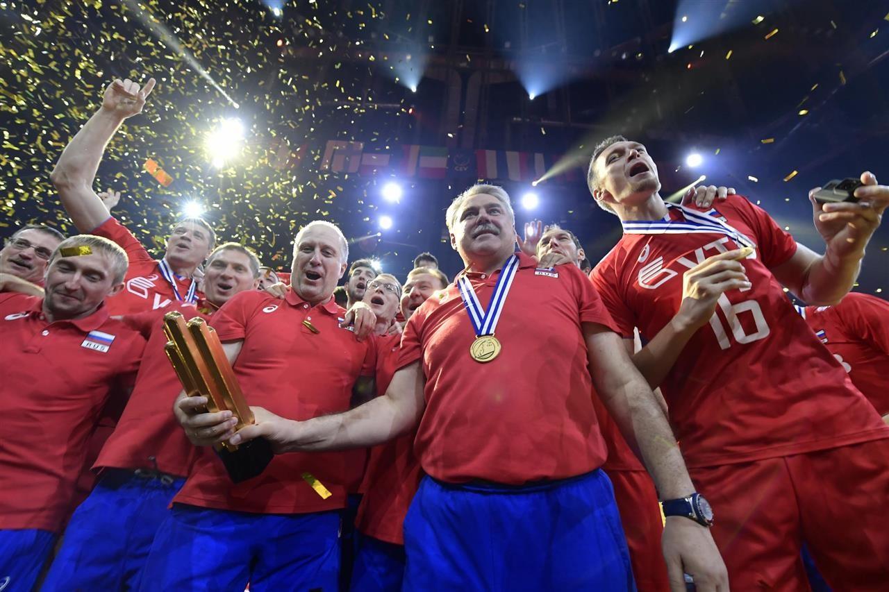 Вячеслав Зайцев: Нужно забыть победу на Чемпионате Европы и готовиться к дальнейшим турнирам - фото