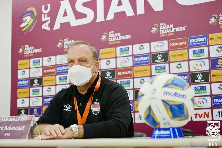 Адвокаат семь раз «завершал карьеру». Сегодня его сборная Ирака выдала сенсацию в отборе ЧМ - фото