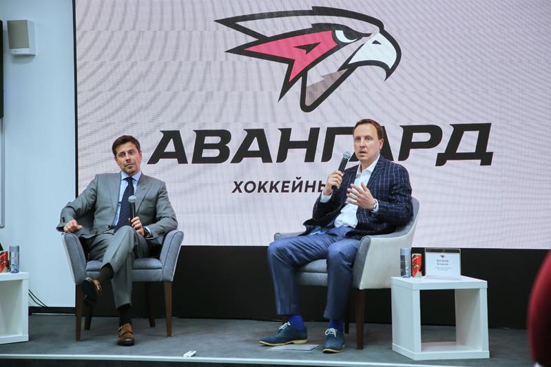 Александр Крылов: «Авангард очень скоро вернется в Омск» - фото
