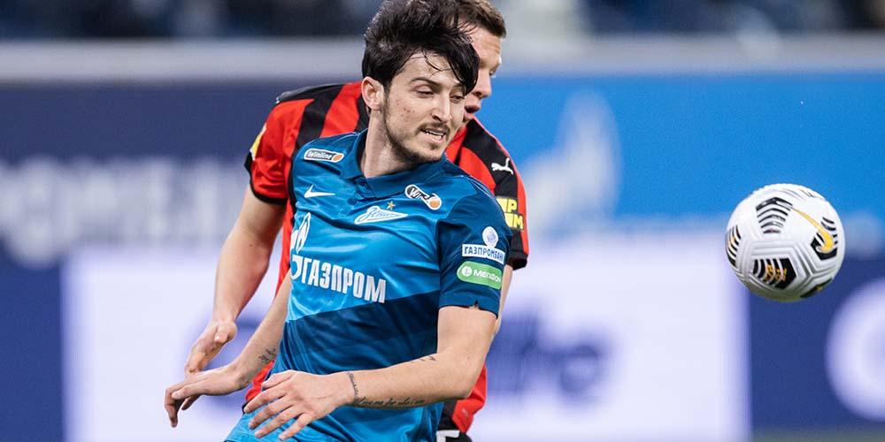 «Зенит» предложит новый контракт Азмуну - фото