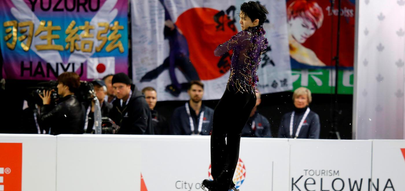 Трусова исполнила параллельный четверной тулуп вместе с Ханю - фото