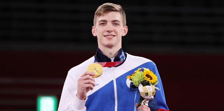 Тхэкводнист Храмцов, выигравший золото, заявил, что выступал на Олимпиаде-2020 с травмой - фото
