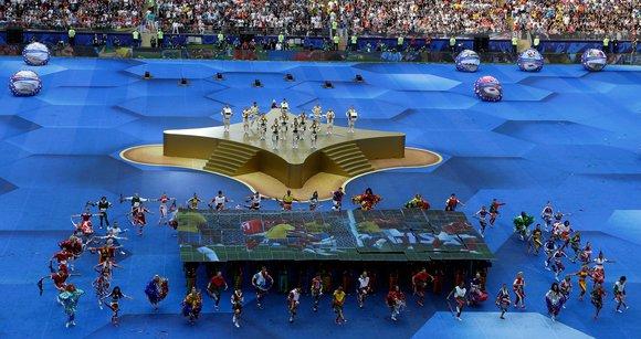На стадионе «Лужники» прошла церемония закрытия ЧМ-2018 - фото