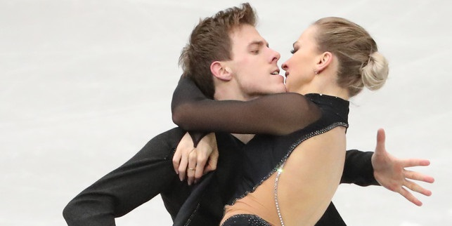 Синицина и Кацалапов поделились планами на олимпийский сезон - фото
