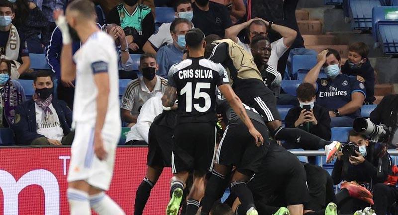 «Шериф» сенсационно обыграл «Реал» и возглавил группу Лиги чемпионов - фото