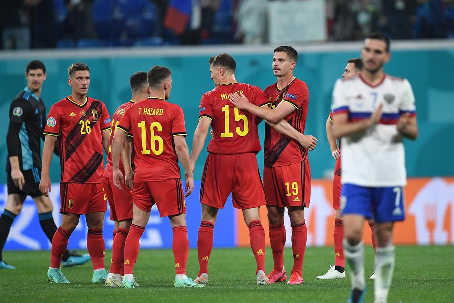 Какой результат нужен России в матче Дания – Бельгия - фото