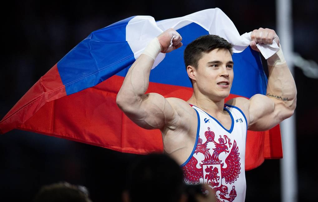 Нагорный выиграл третье золото чемпионата мира в Штутгарте, побив рекорд Алексея Немова - фото