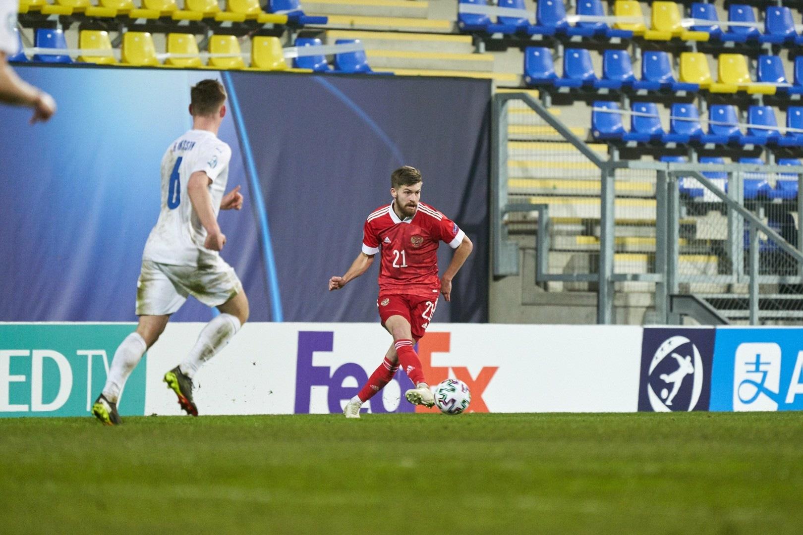 «Молодежка» раскрыла козыри перед матчем с Францией - фото