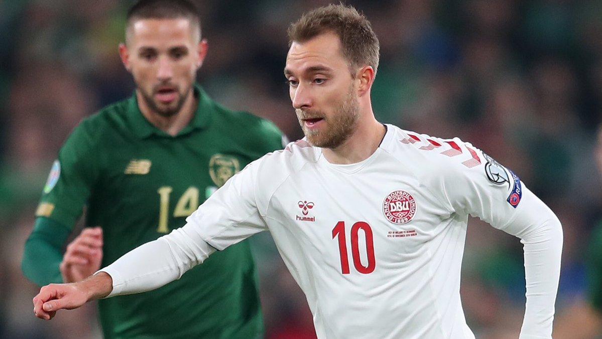 Россия сыграет с Данией в группе B на Евро-2020 - фото