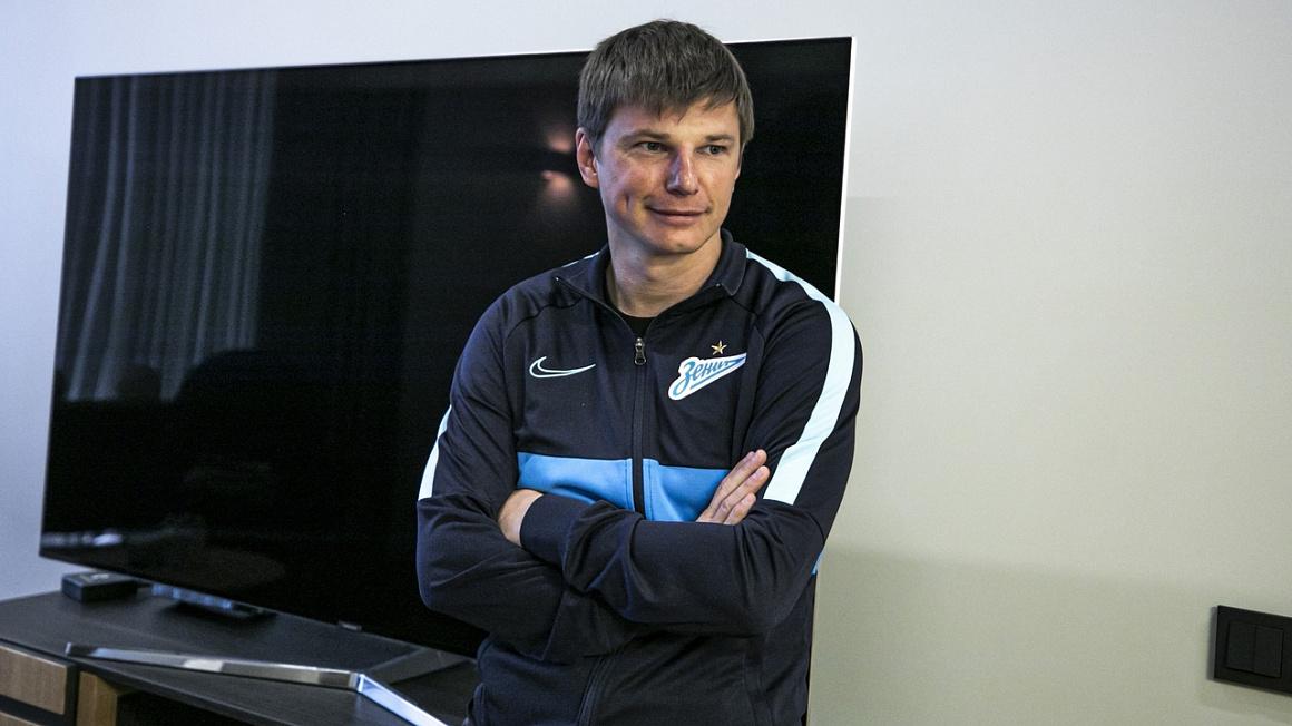 Михайлов считает, что Аршавину  по силам стать гендиректором «Зенита» - фото