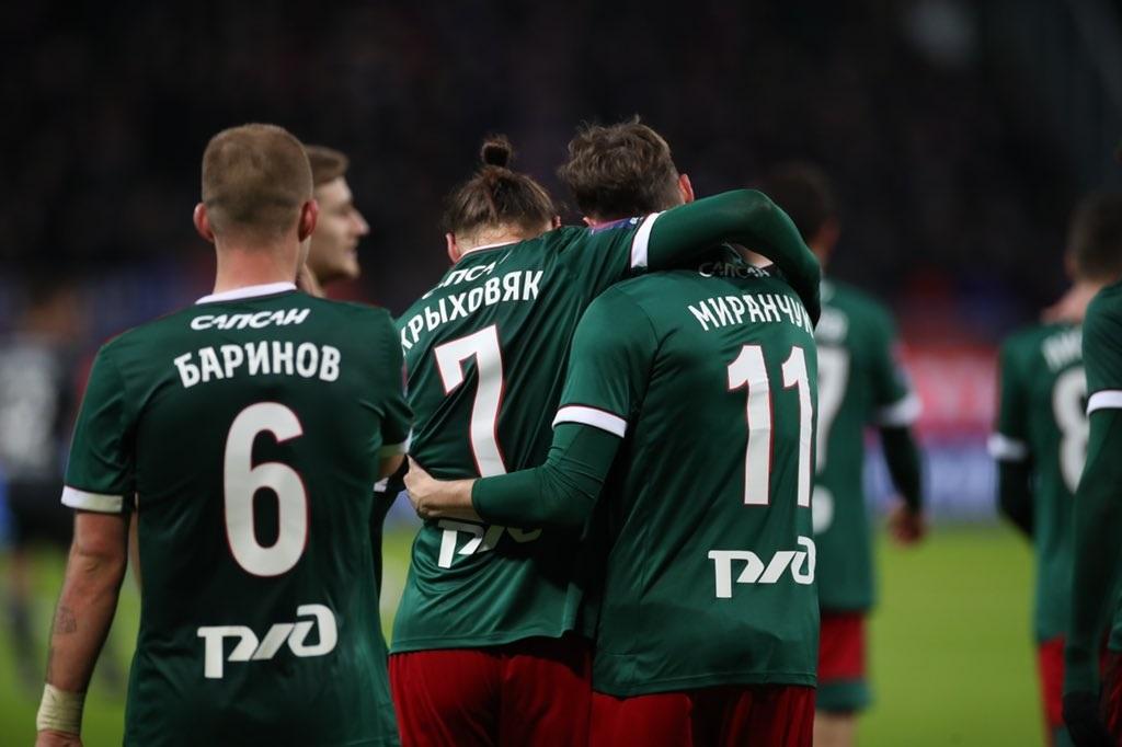 «Локомотив» продолжает рвать всех подряд. Николич – лучший после Семина? - фото