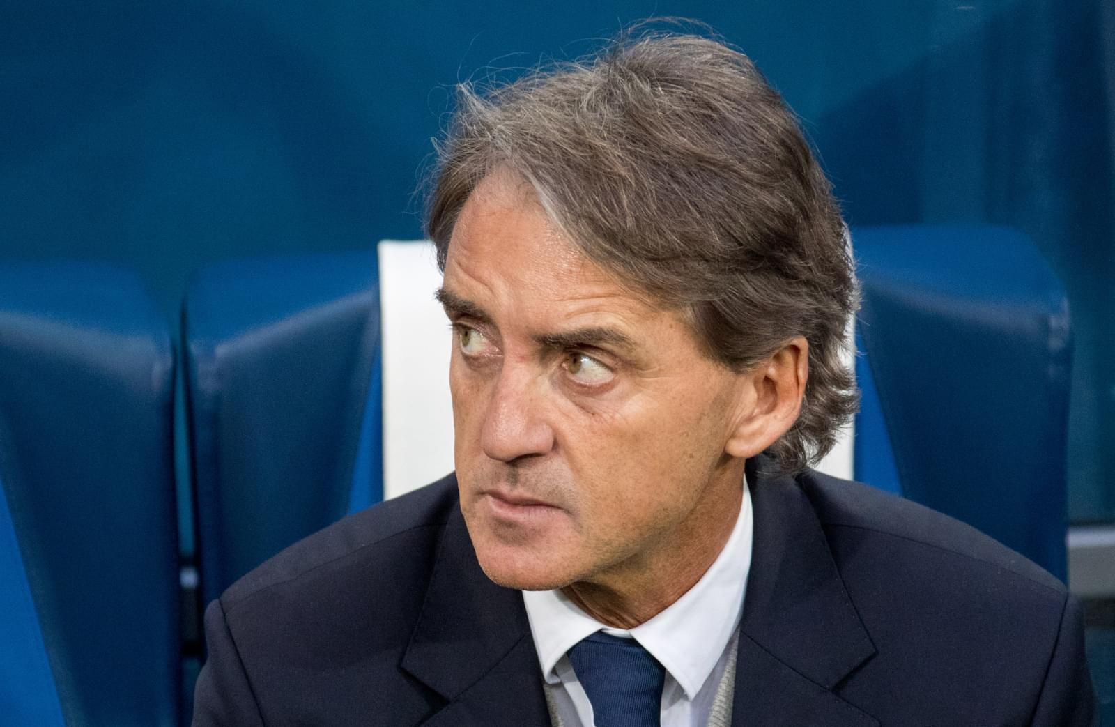 СМИ: 28 мая Роберто Манчини проведет товарищеский матч с Саудовской Аравией в качестве главного тренера сборной Италии - фото