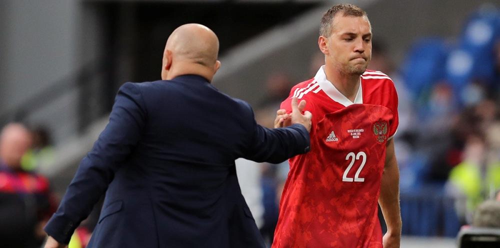 Маркизио похвалил Дзюбу и сборную России перед стартом Евро - фото