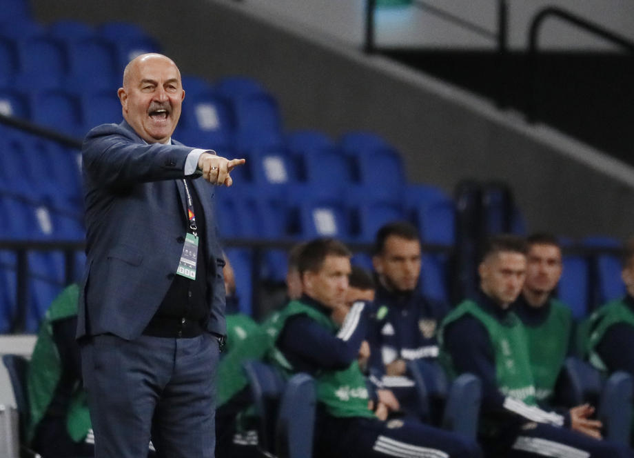 Черчесов считает решение по Дзюбе правильным, победу Сербии – неизбежной - фото