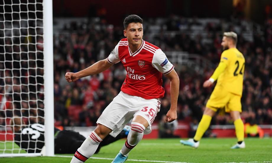 У «Арсенала» новая звезда атаки. Кто такой Габриэл Мартинелли - фото