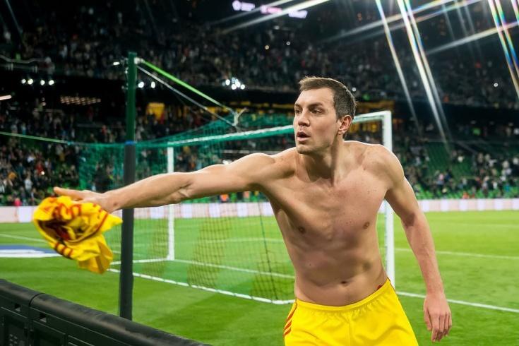 Артем Дзюба может заплатить 5 млн рублей за участие в матче против «Зенита» - фото