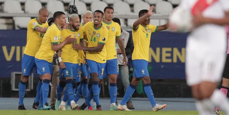 Бразилия разгромила Перу, Колумбия и Венесуэла сыграли вничью на Кубке Америки-2021 - фото