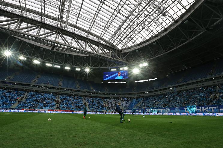 На стадионе «Санкт-Петербург» могут закрыть крышу на матче с «Зенит» — «Рубин» - фото