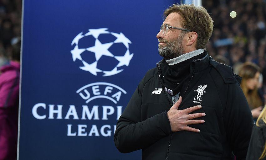 Юрген Клопп: Фанаты «Ливерпуля» проявили себя на «Энфилде». Теперь черед римлян - фото