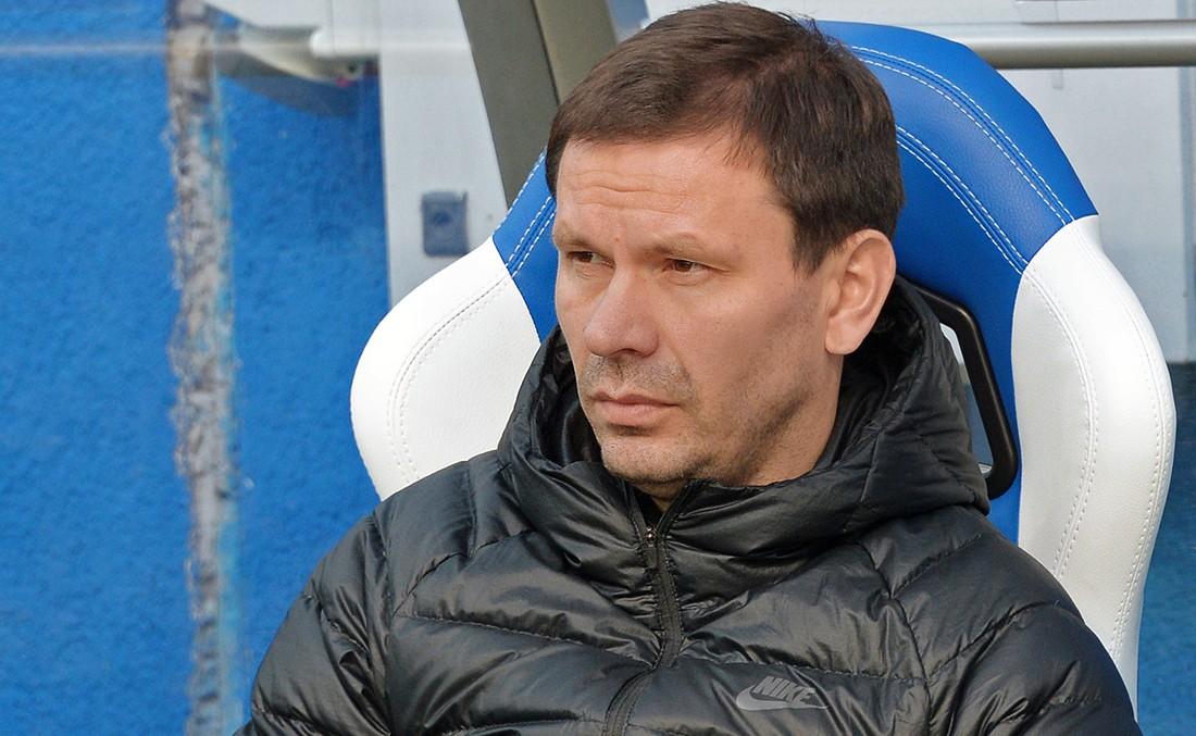 Константин Зырянов рассказал, что хотел бы съездить на стажировку к тренеру Александра Кокорина - фото