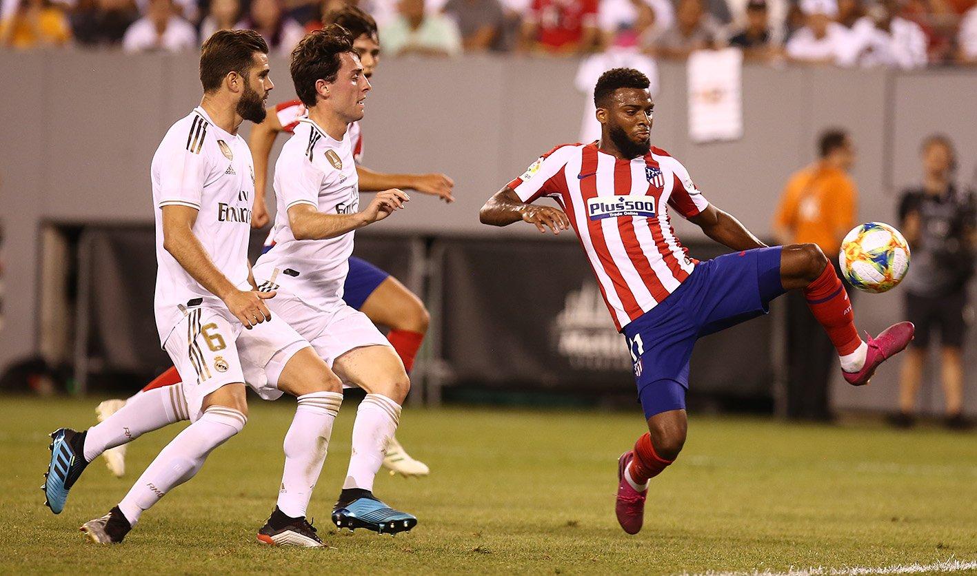 «Атлетико» забил семь мячей «Реалу», Коста оформил покер - фото