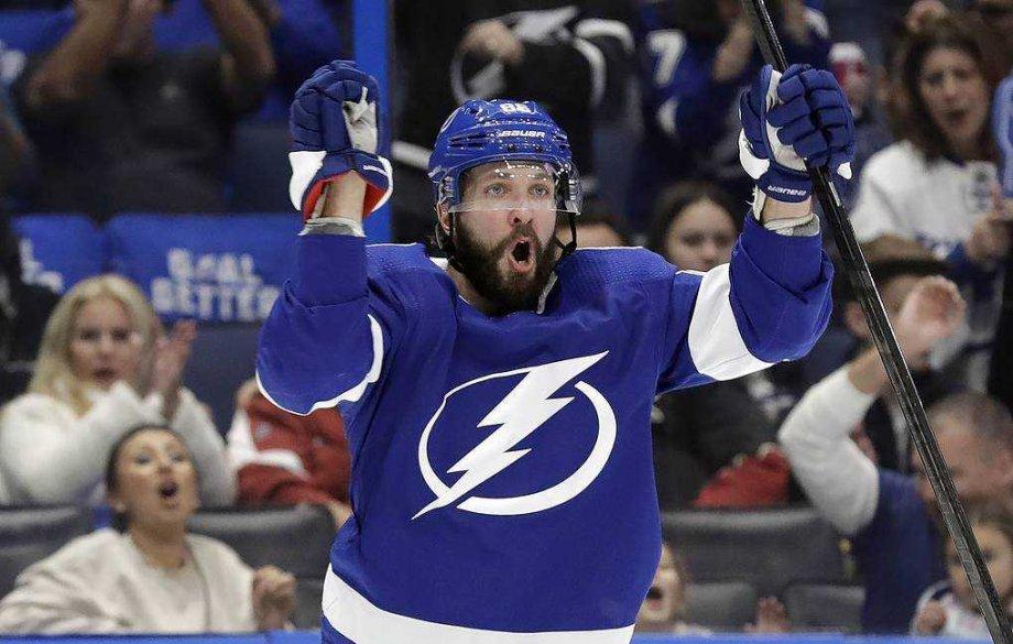 «Тампа» защитила Кучерова на драфте расширения НХЛ  - фото