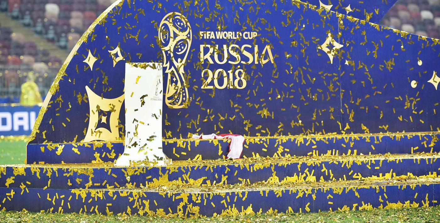 Год назад в Лужниках завершился чемпионат мира. Назовете сейчас всех участников финала Франция – Хорватия? - фото