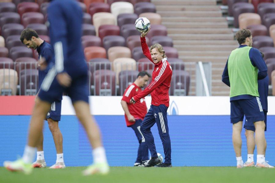 Борис Игнатьев: Фернандес может стать капитаном сборной России - фото