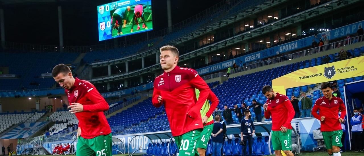 «Ротор» снова не набрал очки, у Шатова – первый гол за «Рубин» - фото