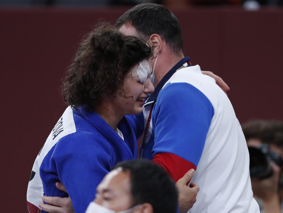 Рахлин прокомментировал бронзовую награду Таймазовой на Олимпиаде-2020 в Токио - фото