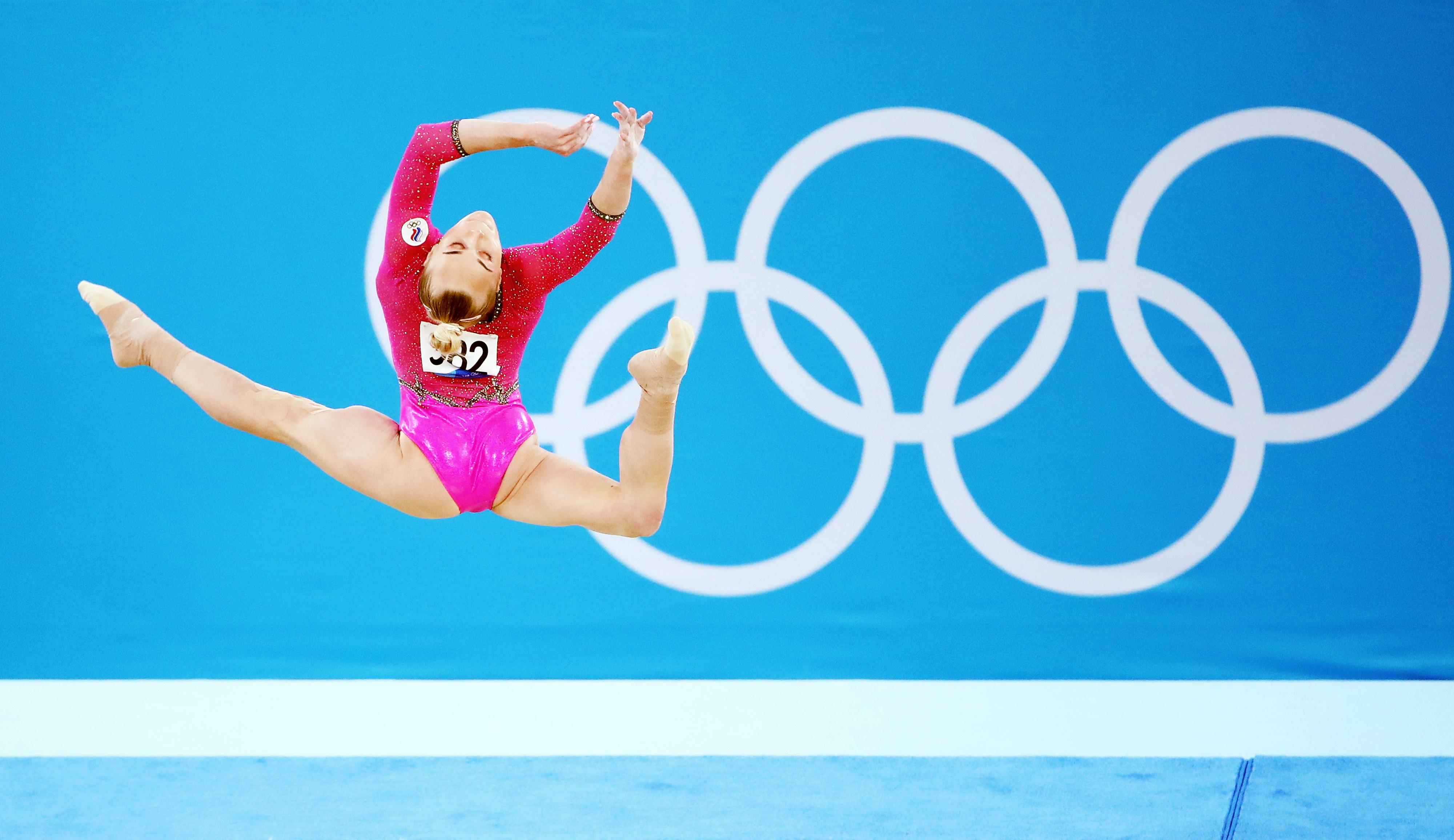 Мельникова завоевала бронзу Олимпиады в личном многоборье - фото