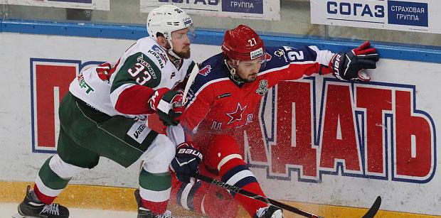 КХЛ-2018/19. Представление команд. Дивизион Тарасова - фото
