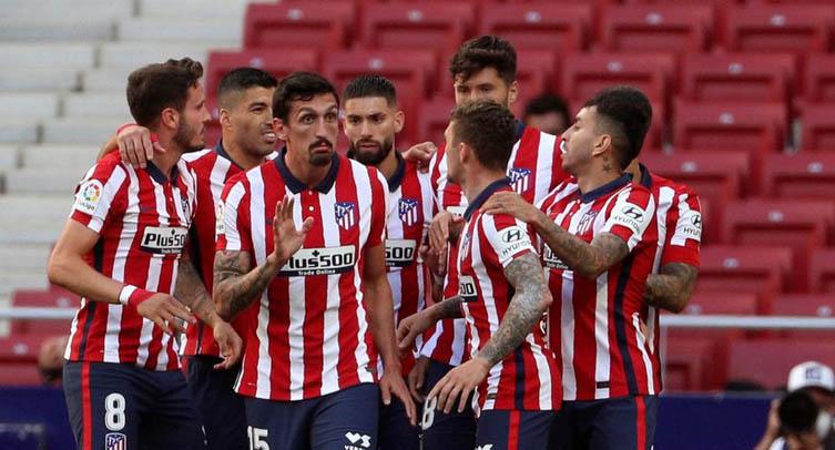 «Атлетико» сохранил лидерство за тур до окончания Ла Лиги, «Барселона» впервые за 13 лет останется ниже второго места - фото
