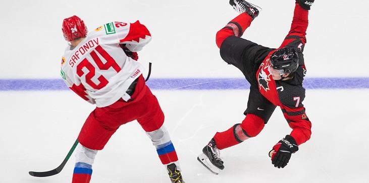 Сергей Черкас: Поражение Канаде еще больше сконцентрирует и сплотит нашу команду перед МЧМ-2021 - фото